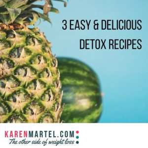 3 Delicious Detox Recipes