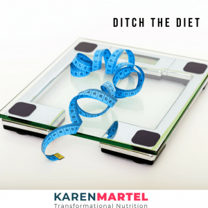 Ditch the Diet: 10 non-dieting tips to help you lose weight!