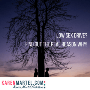 Low sex drive? Find out the real reason why!