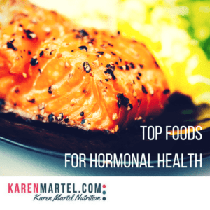Top Foods For Hormonal Health