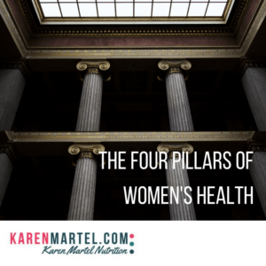 The Four Pillars of Women's Health