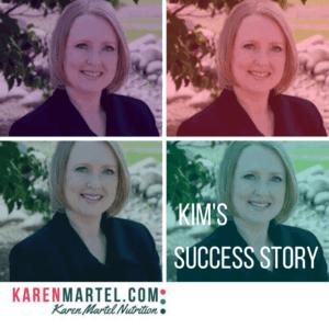 Kim's Success Story