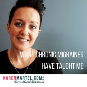 What chronic migraines have taught me