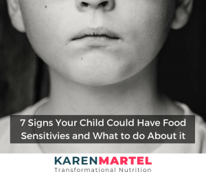 7 signs your child has food sensitivities and what to do about it