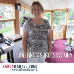 Laverne's Success Story