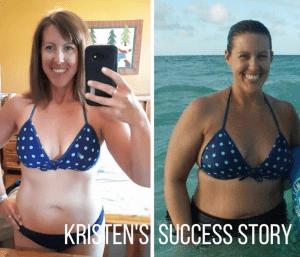 Kristen's Success Story