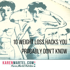 10 Weight Loss Hacks You Probably Don't Know