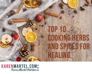 herbs and spices for healing