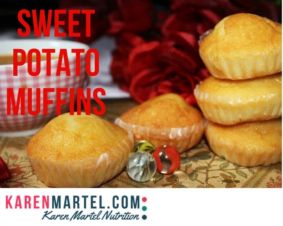 sweet potato muffis