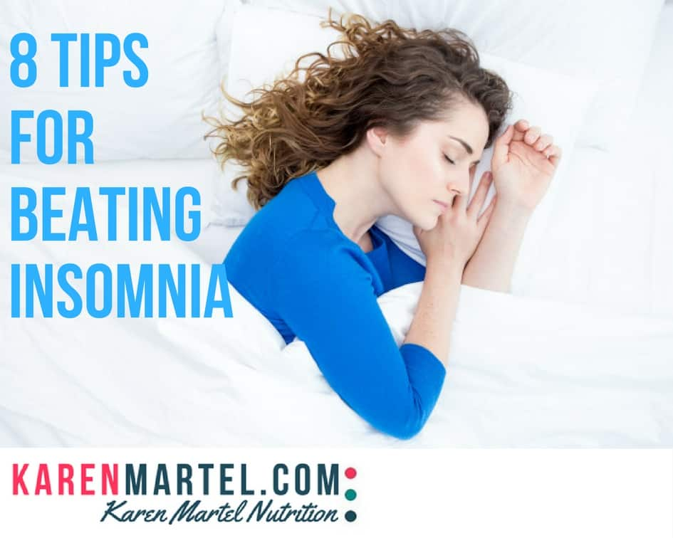 Tips for Beating Insomnia