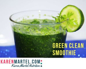 Green Clean Smoothie