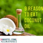 9 Reasons to Eat Coconut OIl