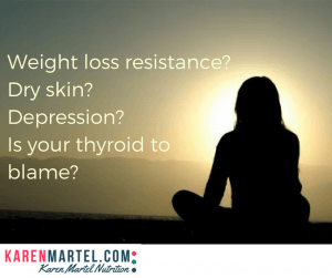 How Hypothyroidism Could be Affecting Your Weight