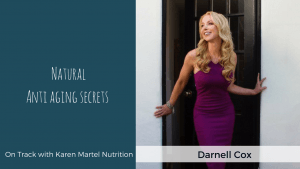 Interview with Darnell Cox. Anti-aging Secrets.