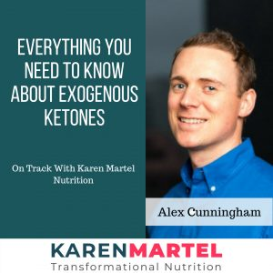 Interview with Alex Cunningham. Everything you need to know about exogenous ketones