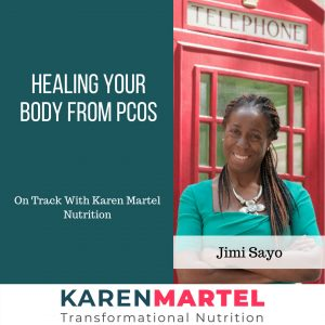 Interview with Jimi Sayo. Healing Your Body from PCOS