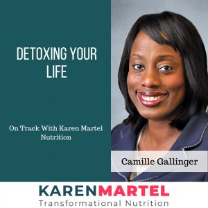 Interview with Camille Gallinger. Detoxing Your Life.