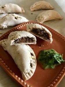 AIP/Paleo Beef Empanadas