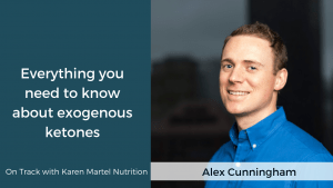 Everything you need to know about exogenous ketones with  Alex Cunningham